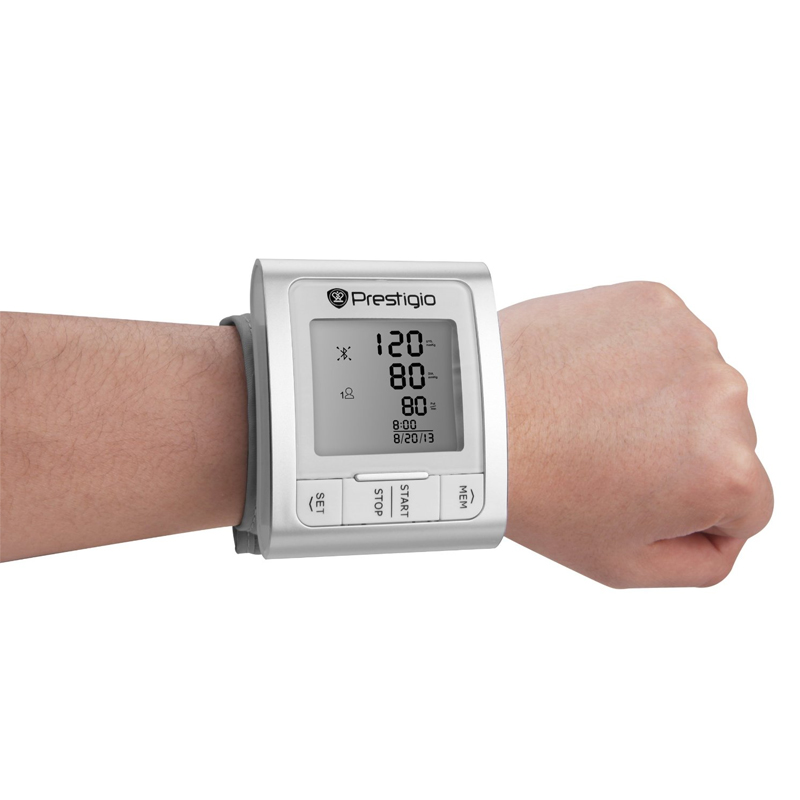 Prestigio Smart Blood Pressure Monitor Online Shop in Dubai, Abu Dhabi