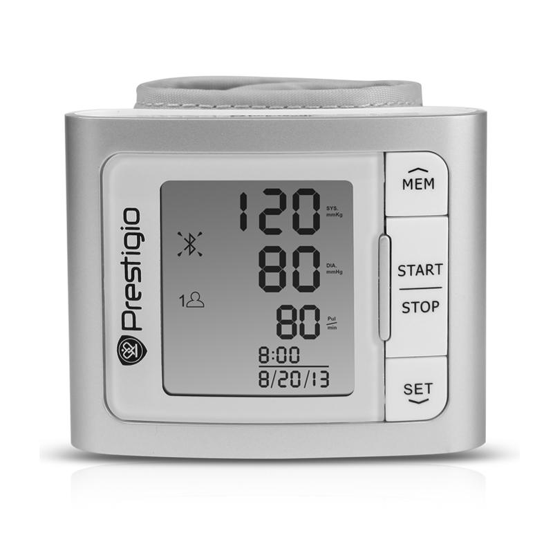 Prestigio Smart Blood Pressure Monitor Price in Dubai