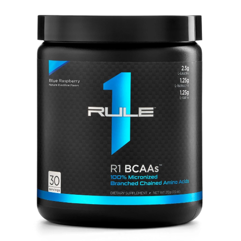 Rule One Protein R1 BCAAs 30 Servings Flavored