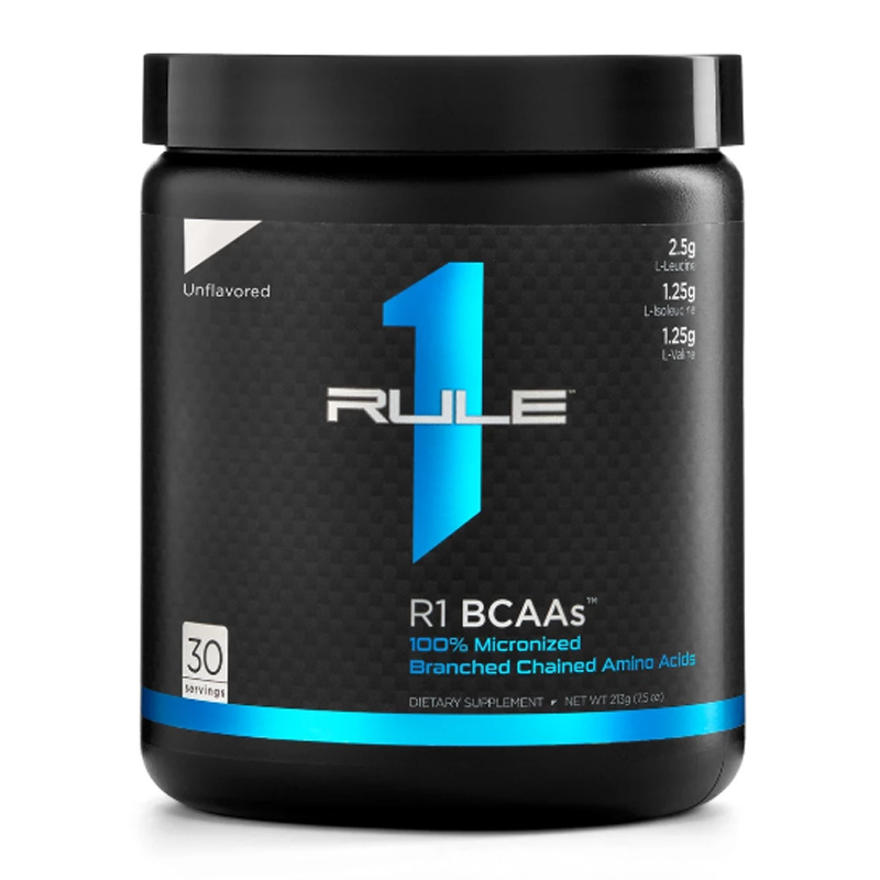 Rule One Protein R1 BCAAs 30 Servings Unflavored