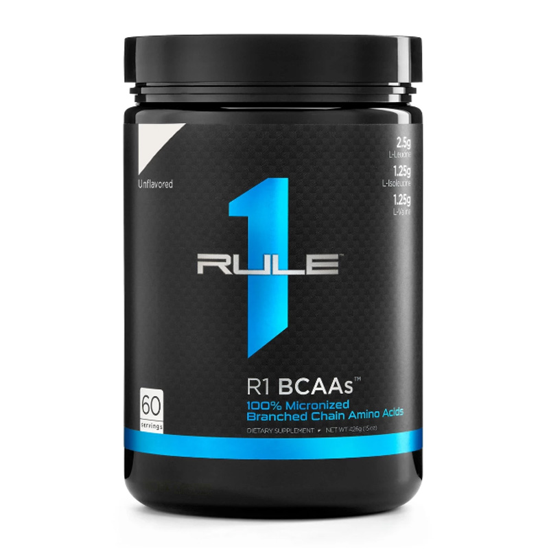 Rule One Protein R1 BCAAs 60 Servings Unflavored
