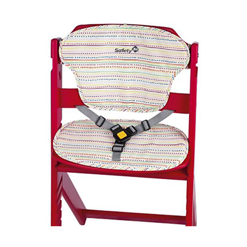 buy safety 1st timba with cushions high chair red dot 27608820 online in dubai abu dhabi. Black Bedroom Furniture Sets. Home Design Ideas