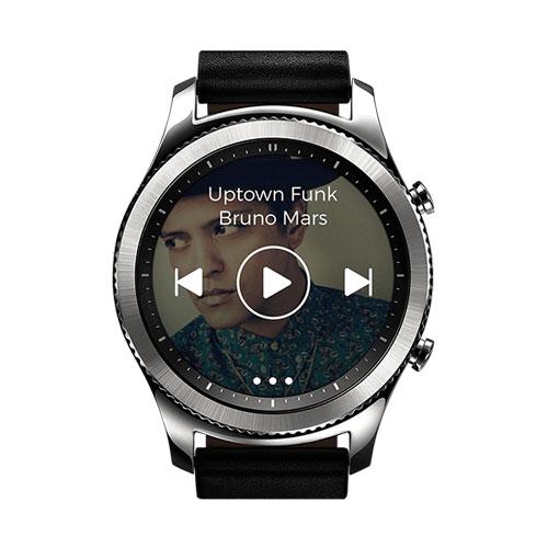 Samsung Gear S3 Classic Black Silver Dubai Price