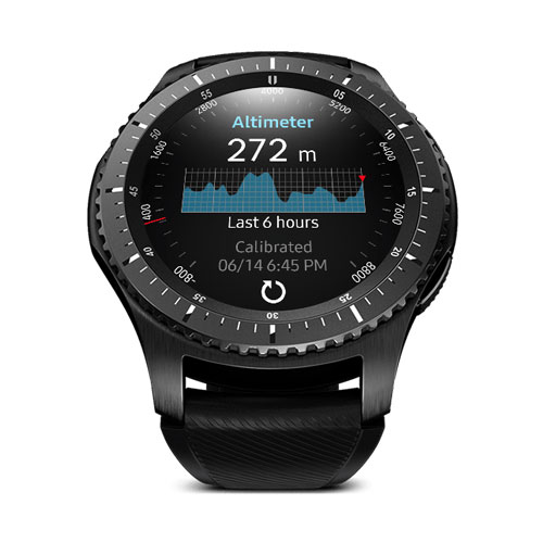 Samsung Gears3 Smart Watch Price Dubai