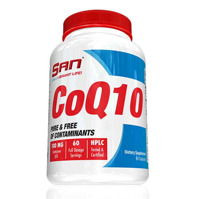 SAN Nutrition Co Q10 (100 Mg ) 60 Caps