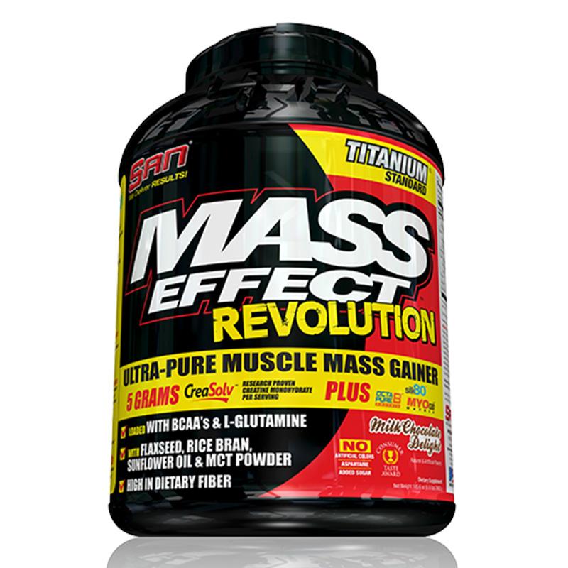 SAN Nutrition Mass Effect Revolution 13 LB