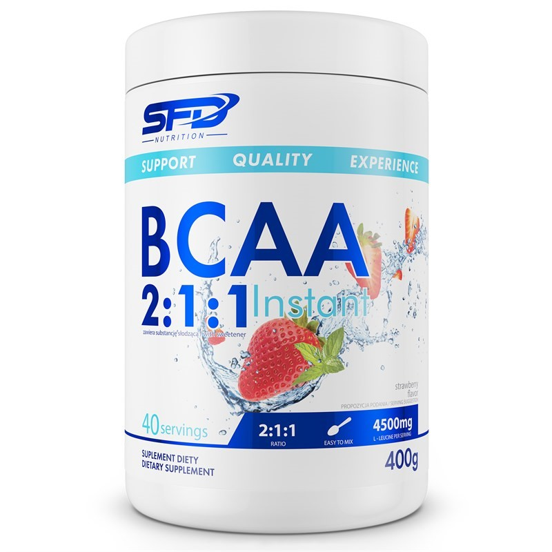 SFD Nutrition BCAA Instant 40 Servings