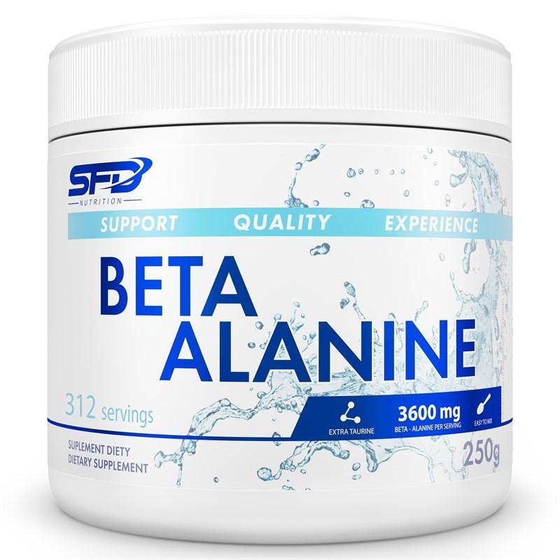 SFD Nutrition Beta Alanine 62 Servings