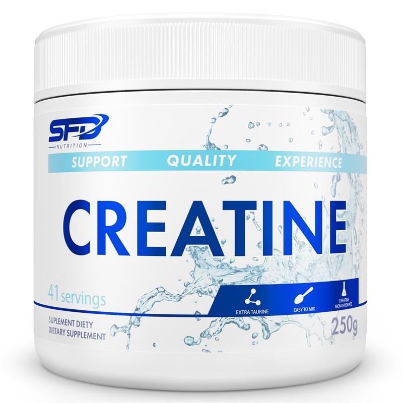 SFD Nutrition Creatine 250 g