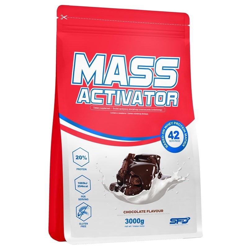 SFD Nutrition Mass Activator 3 Kg