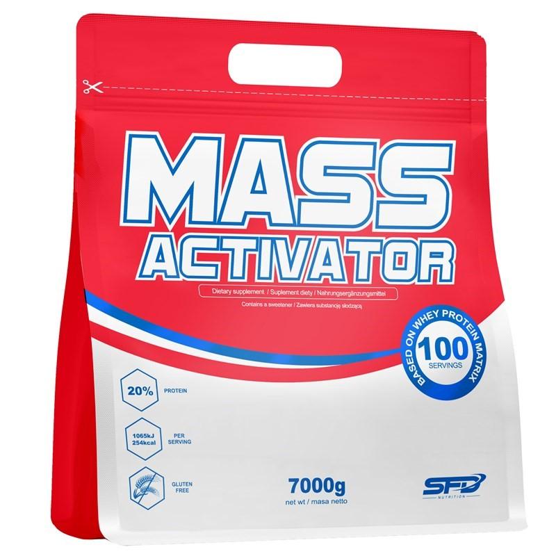 SFD Nutrition Mass Activator 7 Kg