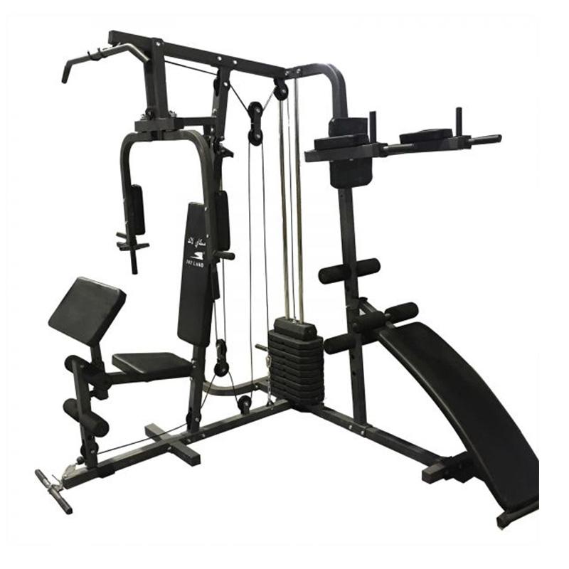 Skyland Home Use Three gym station - GM-8135