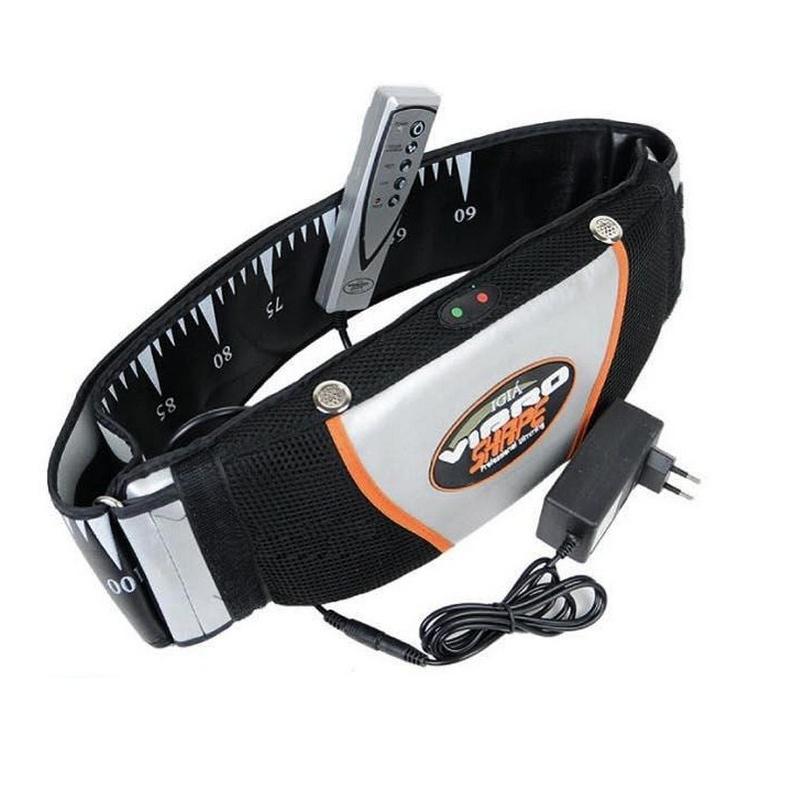 Vibro Shape Slimming Belt with Heat EM- 3170