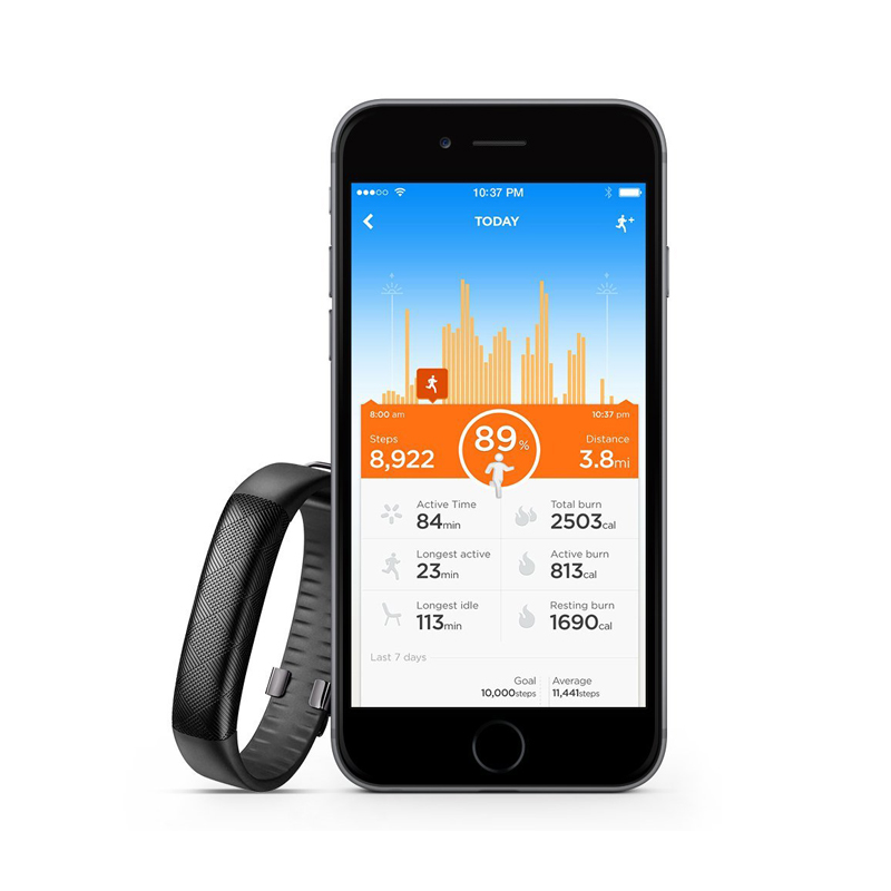 Smart Health Tracker in Dubai