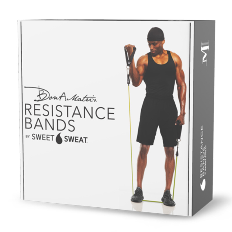 Sports Research Performance Cable Resistance Bands