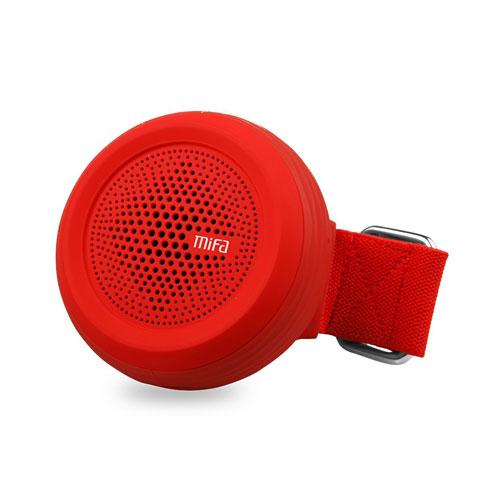 Mifa F20 Wireless Bluetooth 4.0 Sport Speaker Red