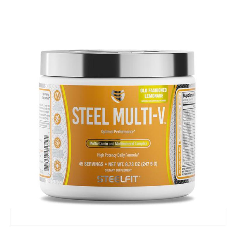 SteelFit Multi Vitamin 45 Servings