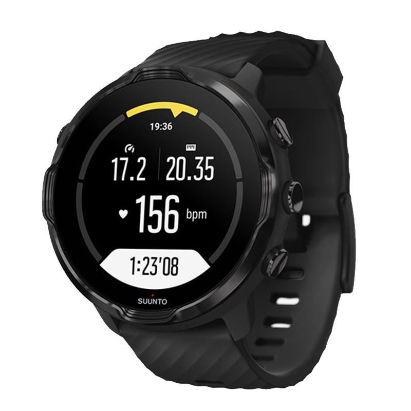 Suunto 7 Smart Watch All Black