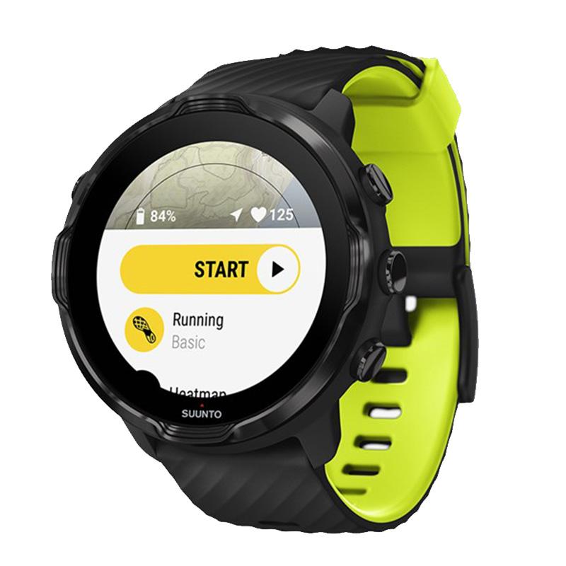 Suunto 7 Smart Watch Black Lime