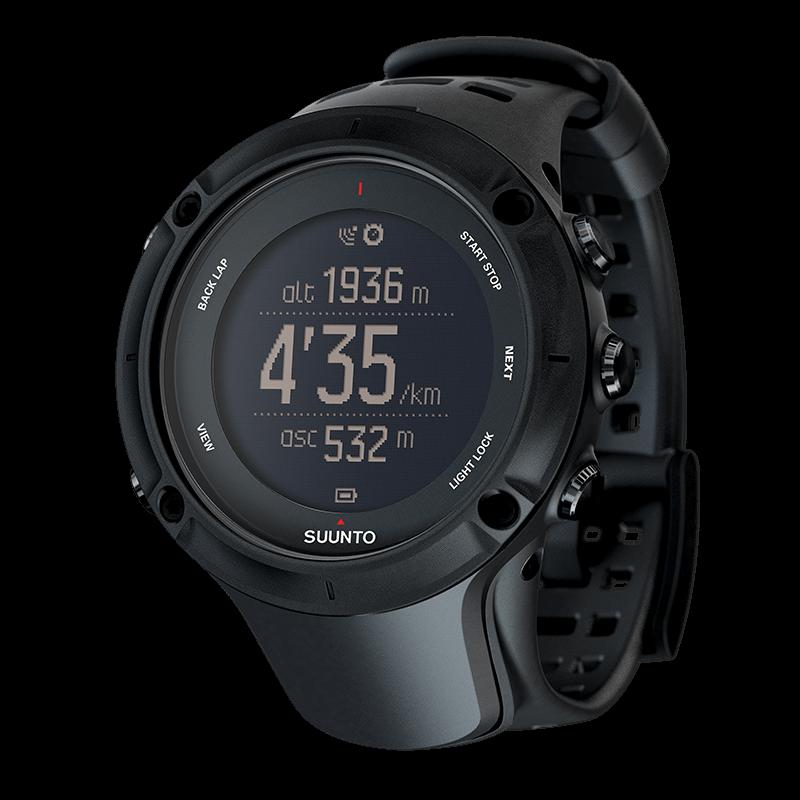 Buy Suunto Ambit3 Peak Black Hr Watch In Dubai Abudhabi