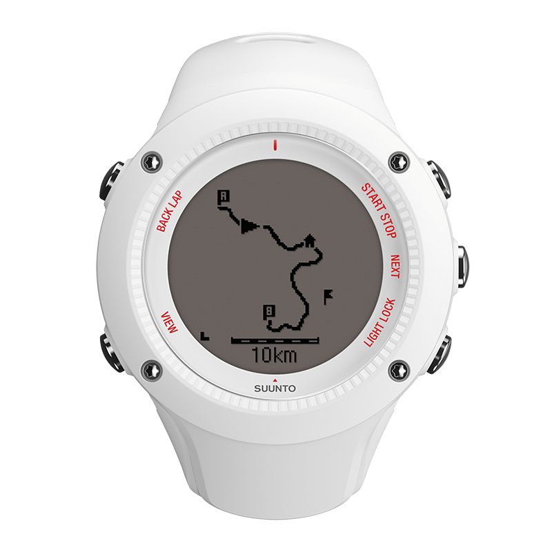 Suunto Ambit3 Run White HR Watch Price Distributor UAE
