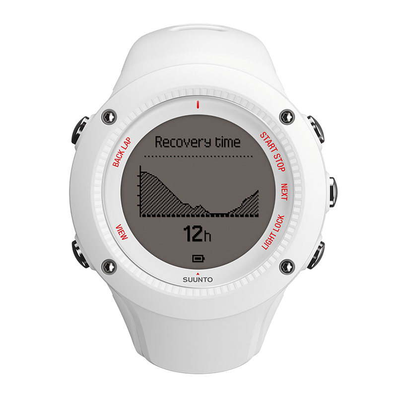 Suunto Ambit3 Run White HR Watch Price Distributor Abudhabi