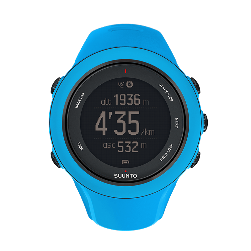 Suunto Ambit3 Sport Blue HR Watch Price Distributor UAE