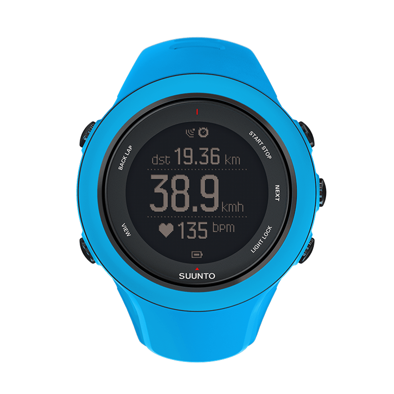 Suunto Ambit3 Sport Blue HR Watch Price Distributor Abudhabi