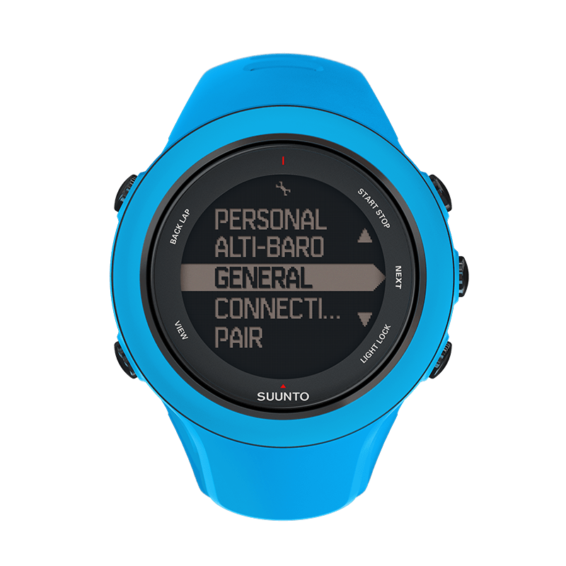 Suunto Ambit3 Sport Blue HR Watch Price Distributor Dubai