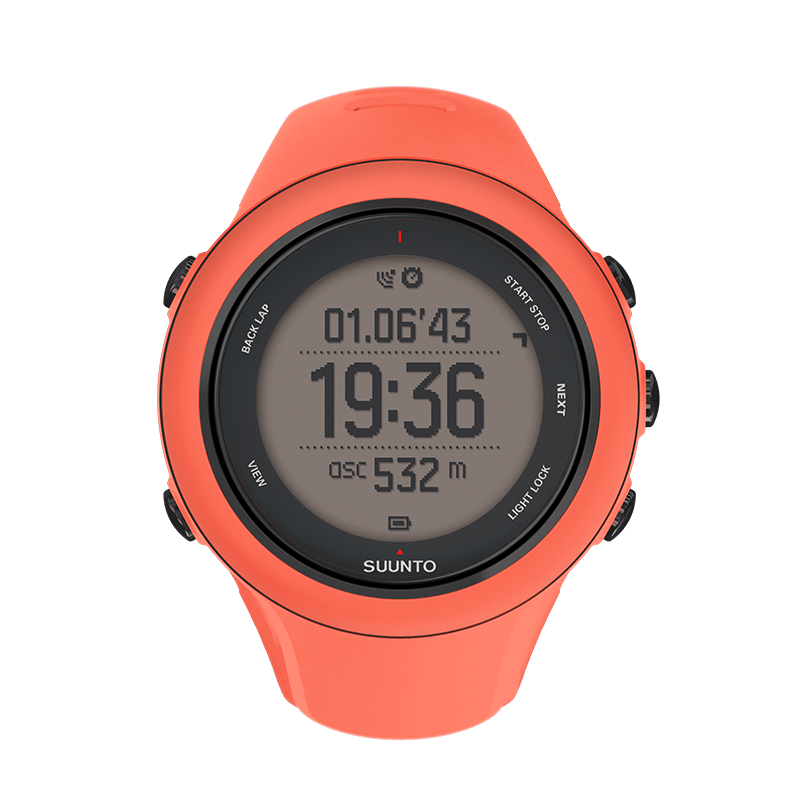 Suunto Ambit3 Sport Coral HR Watch Price Distributor Abudhabi
