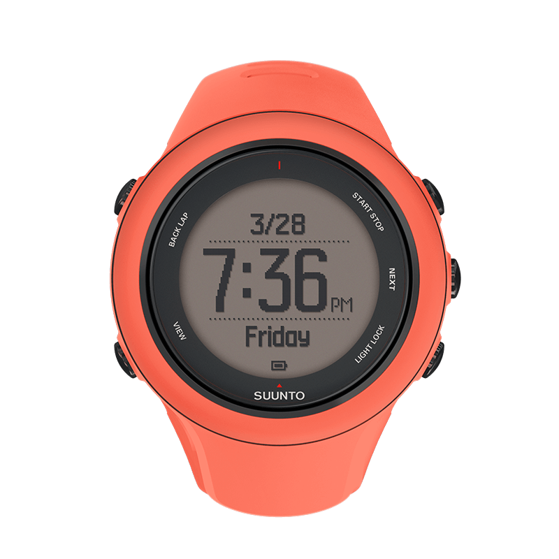 Suunto Ambit3 Sport Coral HR Watch Price Distributor Dubai