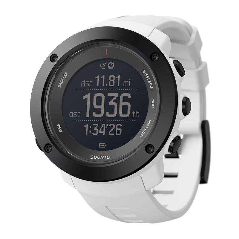 Suunto Ambit3 Vertical White HR Watch Price Distributor Dubai