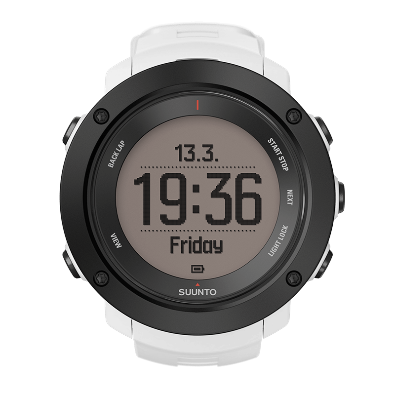 Suunto Ambit3 Vertical White HR Watch Price Distributor UAE