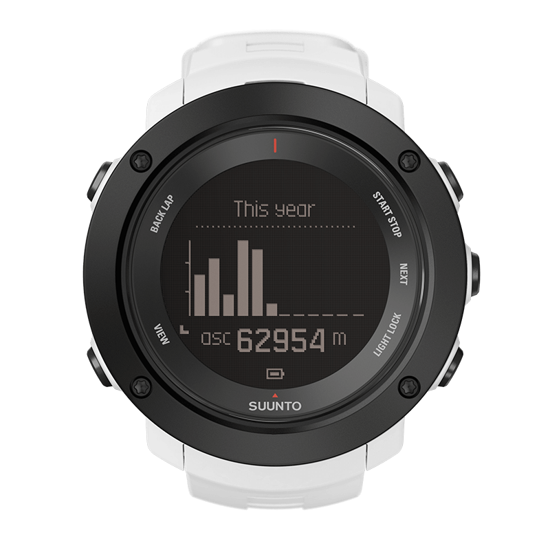 Suunto Ambit3 Vertical White HR Watch Price Distributor Abudhabi