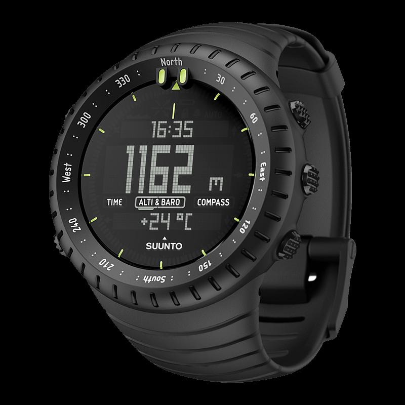 Suunto Core All Black Watch Price Distributor Dubai