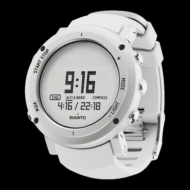 Suunto Core Alu Deep White Watch Price Distributor Dubai