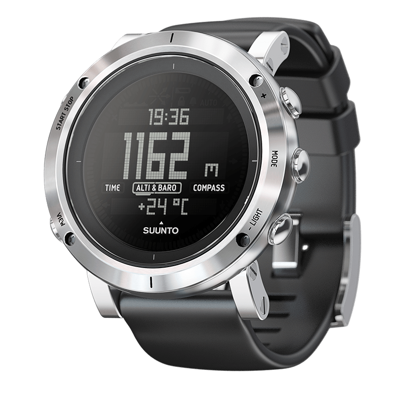 Suunto Core Brushed Steel Watch Price Distributor Dubai