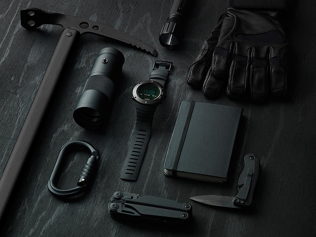 Suunto Core Ultimate Black Watch Price Distributor UAE