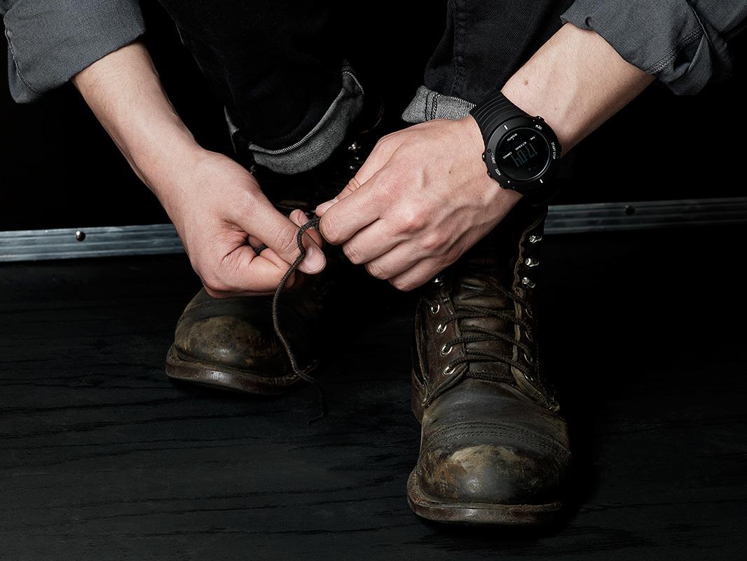 Suunto Core Ultimate Black Watch Price Distributor Abudhabi