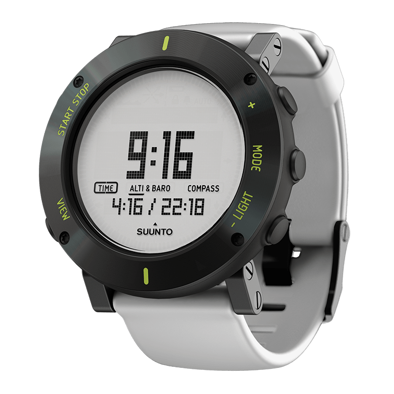 Suunto Core White Crush Watch Price Distributor Dubai
