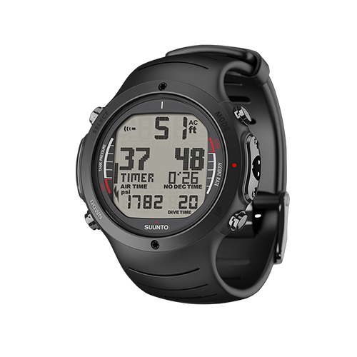 Suunto D6i All Black Watch With USB Price Abudhabi