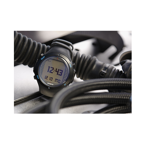 Buy Suunto D6i Novo Black Watch With Usb In Dubai Abu
