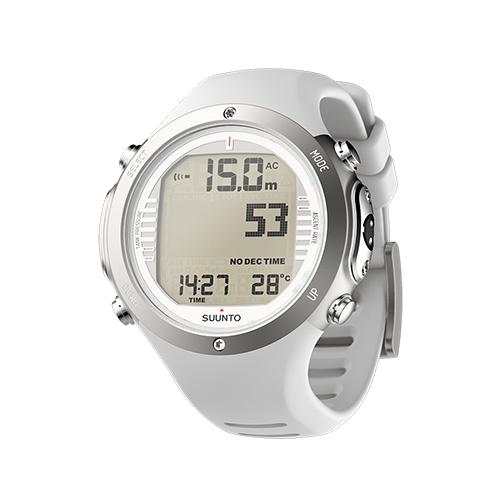 Suunto D6i Novo White Watch With USB Price Dubai