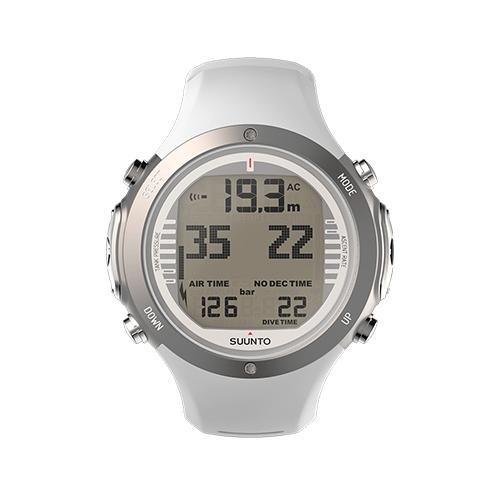 Suunto D6i Novo White Watch With USB Price UAE