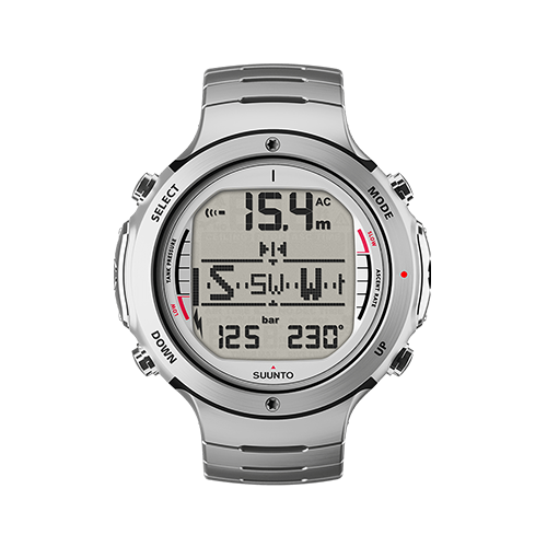 Suunto D6i Steel Watch With USB Price UAE