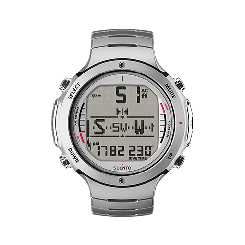 Suunto D6i Steel Watch With USB Price Abudhabi