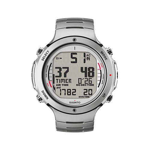 Suunto D6i Steel Watch With USB Price Dubai