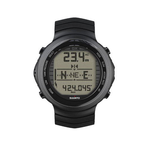 Suunto DX Black Titanium Watch With USB Price UAE