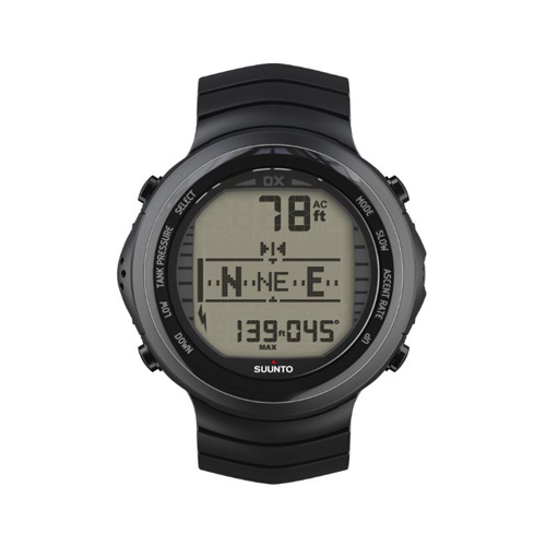 Suunto DX Black Titanium Watch With USB Price Abudhabi