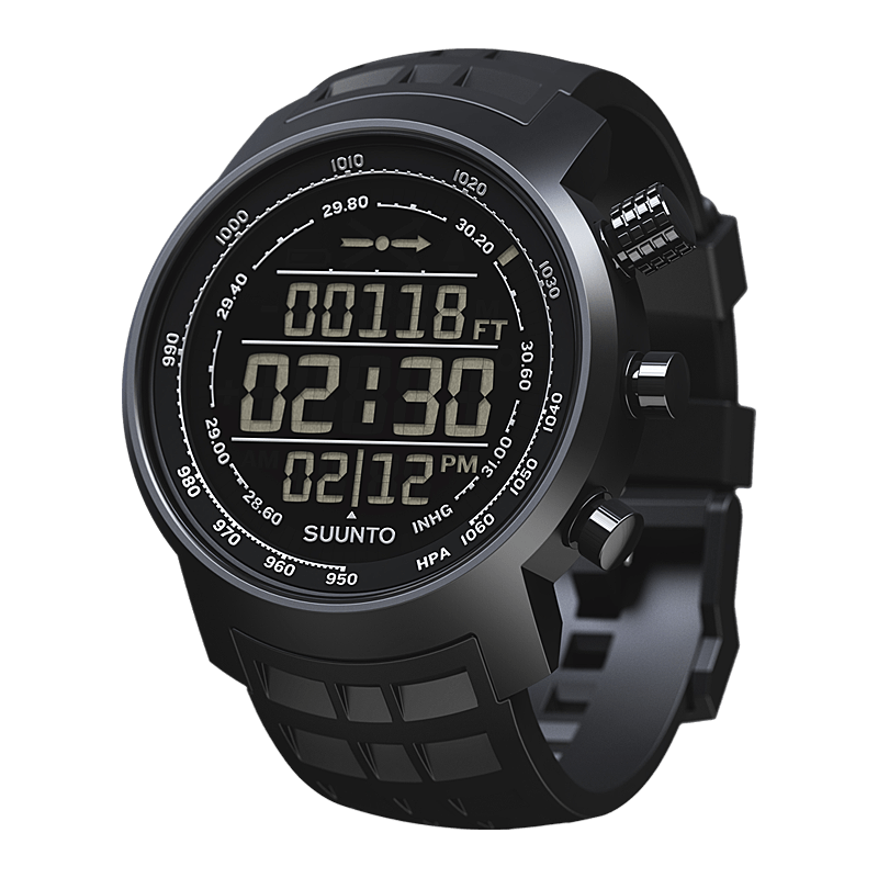 Suunto Elementum Terra all Black n/ Black Watch Price Distributor Dubai